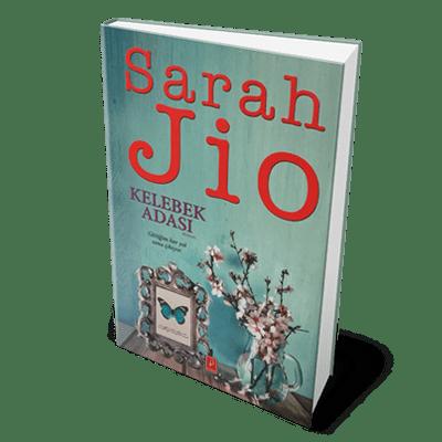Sarah Jio - Kelebek Adası Ciltli