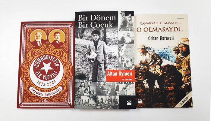cumhuriyet kitapları